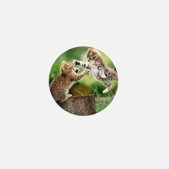 Ninja Kittens Mini Button