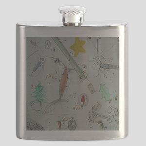 Plankton at Christmas Island Flask