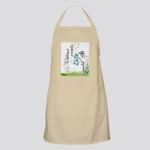 Without Music, Life Would Bb-by soda Apron