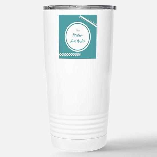 The Modern Jane Austen Logo Mugs
