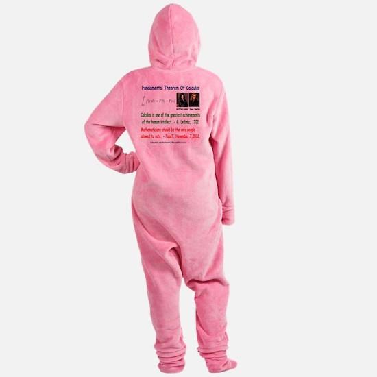 FTC Footed Pajamas