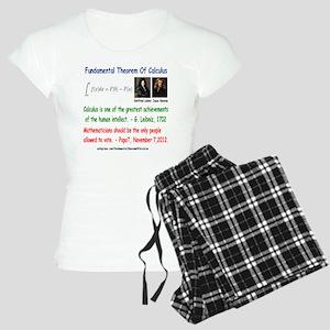 FTC Women's Light Pajamas