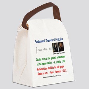 FTC Canvas Lunch Bag