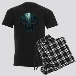 Magic the Gathering Swamp Skul Men's Dark Pajamas