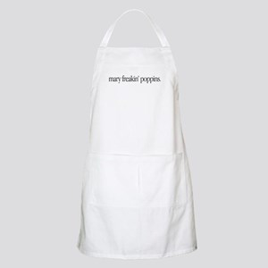"""Mary Freakin' Poppins"" BBQ Apron"