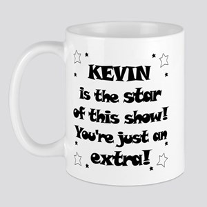 Kevin is the Star Mug