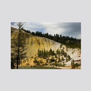 Yellowstone River Rectangle Magnet