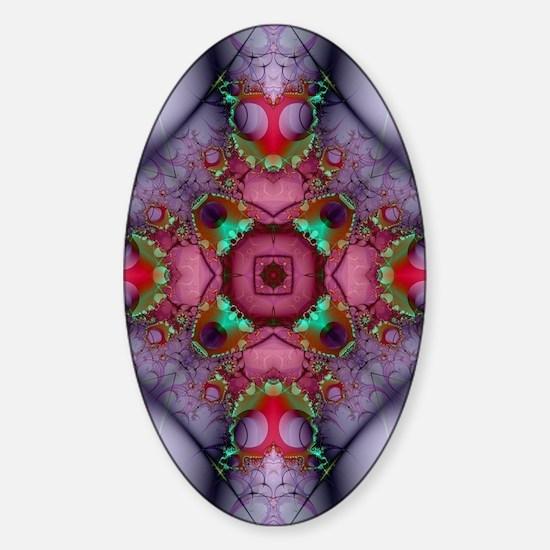 Crustacean Sticker (Oval)