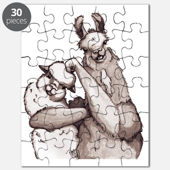 Sibling Rivalry Puzzle