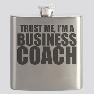 Trust Me, I'm A Business Coach Flask