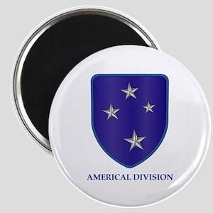 Americal Division Magnet