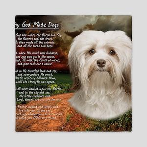 godmadedogs(blanket) Queen Duvet