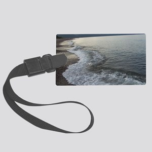 Peace At Dusk Dingwall Cape Bret Large Luggage Tag