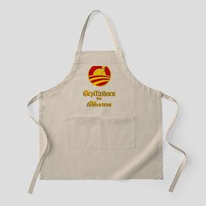 Gryffindors for Obama Apron