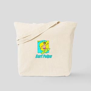 Surf Poipu, Hawaii Tote Bag