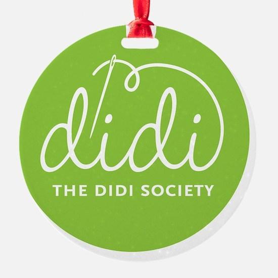 Didi Logo Ornament