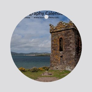 Dingle Tower Round Ornament