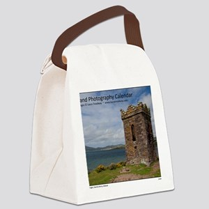 Dingle Tower Canvas Lunch Bag