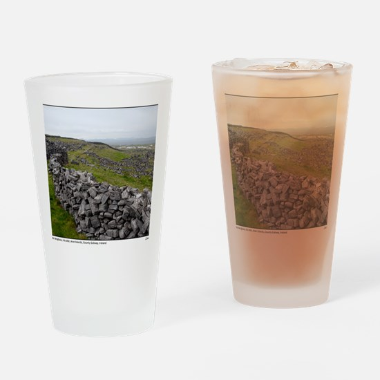 Dun Aengus Drinking Glass