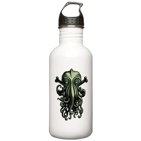 cthulhu-pir2-T Stainless Water Bottle 1.0L