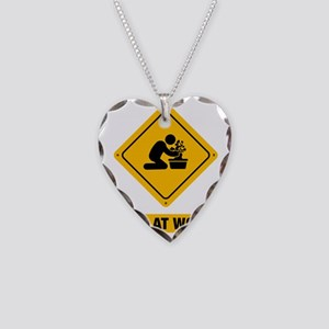 Bonsai-Lover-ABB1 Necklace Heart Charm