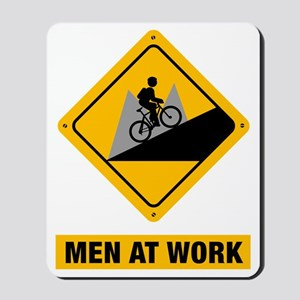 Mountain-Biking-ABB1 Mousepad