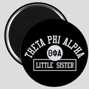 Theta Phi Alpha Little Sister Magnet