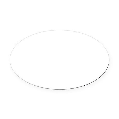 Pottery-ABG2 Oval Car Magnet
