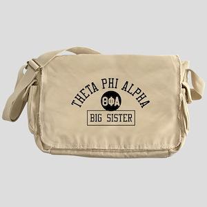 Theta Phi Alpha Big Sister Messenger Bag