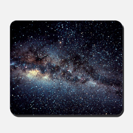 Optical image of the Milky Way in the ni Mousepad