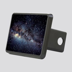 Optical image of the Milky Rectangular Hitch Cover