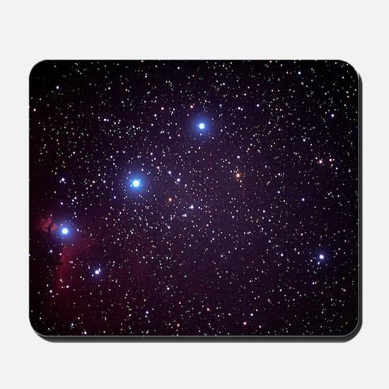 Orion's Belt Mousepad