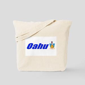 Oahu, Hawaii Tote Bag