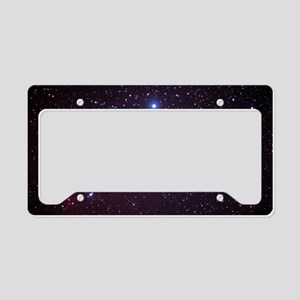 Orion's Belt License Plate Holder