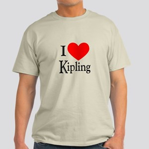 I Love Kipling Light T-Shirt