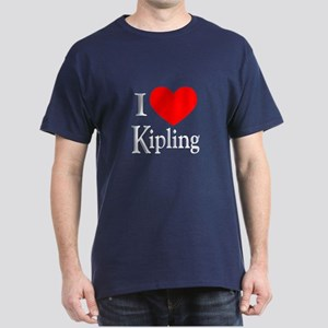 I Love Kipling Dark T-Shirt