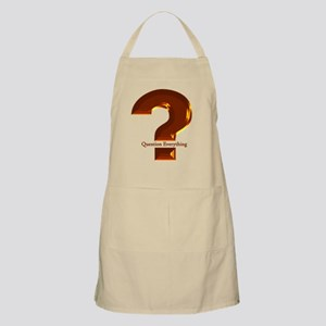 Question Everything Apron