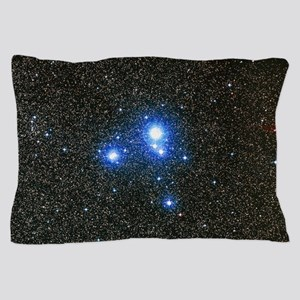 Optical image of the star cluster IC 2 Pillow Case