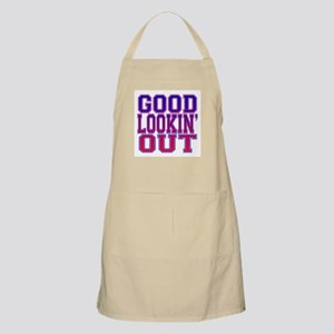 Good Lookin' Out BBQ Apron