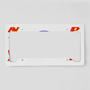 NATIVE PRIDE License Plate Holder