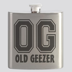 OG - Old Geezer Flask