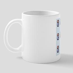 Nuclear fusion reactions Mug