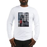 Andy drops his camera Long Sleeve T-Shirt