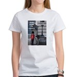 Andy drops his camera Women's T-Shirt