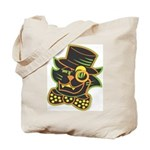 Halloween Candy Cat Tote Bag