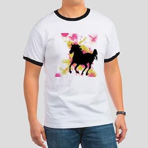 Running Horse Ringer T