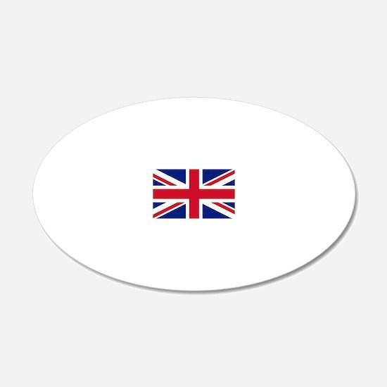 Union Jack Wall Sticker