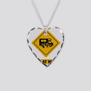 RVer-ABB1 Necklace Heart Charm