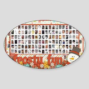 December 2013 CDH Awareness Sticker (Oval)