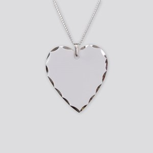Yeshua is the Light Necklace Heart Charm